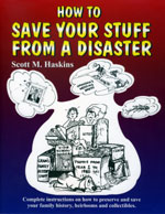 How to Save Your Stuff from a Disater Book